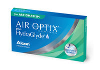 Air Optix plus HydraGlyde for Astigmatism (6 čoček)